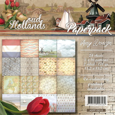 Oud Hollands - Paper pack