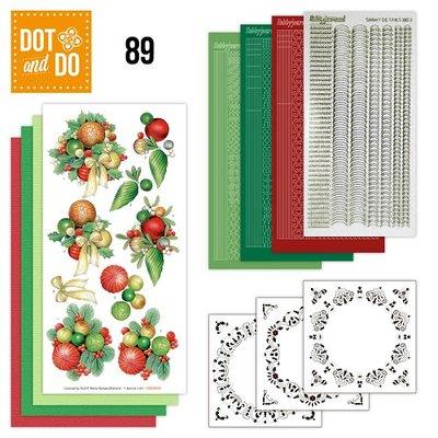 Dot & do   89 - Kerstballen