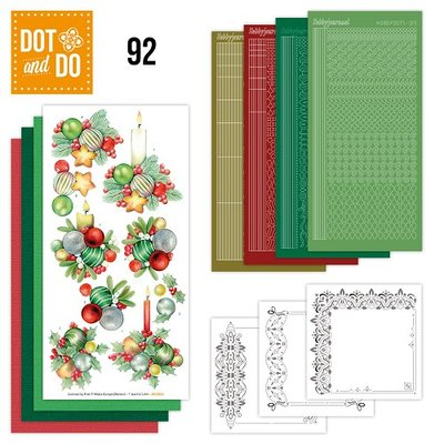Dot & do   92 - Kerstkaarsen