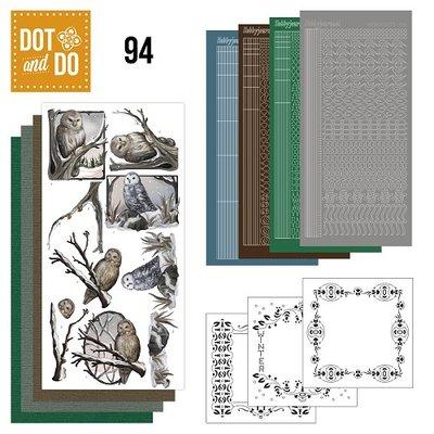 Dot & do   94 - Winter uilen