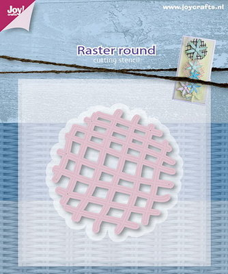 Joy Crafts - Joy! stencil - Mery's raster rond 6002/0598