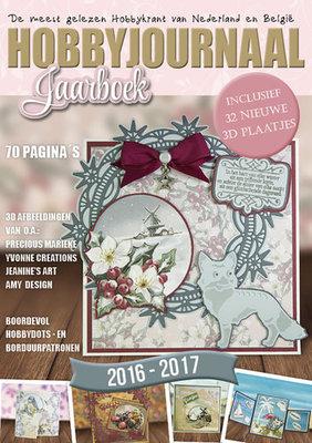 Hobbyjournaal jaarboek 2016
