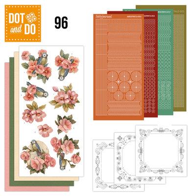 Dot & do  96 - Bloemen