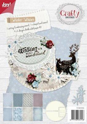 Joy! Crafts -  Crafty Boutique 2 winterwonderland - 9100/0302