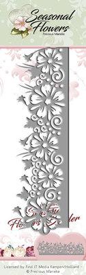 Seasonal Flower -  Die - Border