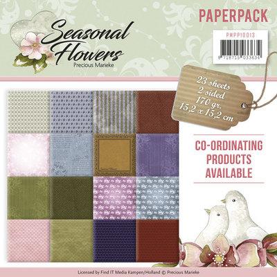 Paperpack - Precious Marieke - Seasonal Flowers