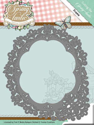 Die - Yvonne Creations - Spring-tastic -Frame