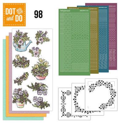 Dot & do  98 voorjaarsboeket
