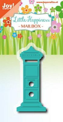 Joy! stencil little happiness brievenbus 6003/3002