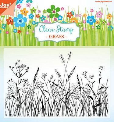 Joy! stempel grass silhouettes 6410/0427