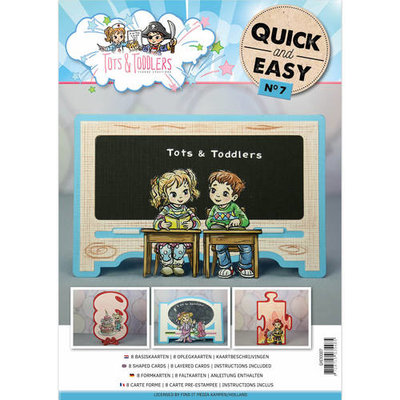 Quick and Easy 7 -  - Yvonne Creations - Tots and Toddlers