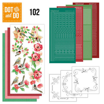 Dot & do  102 Garden Classic