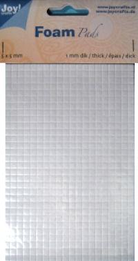 Joy Foam pads, 1 mm