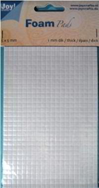 Joy Foam pads, 0.5 mm