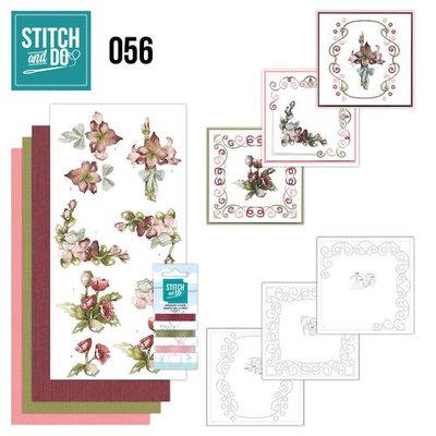 Stitch & do - 56 Fantastic flowers