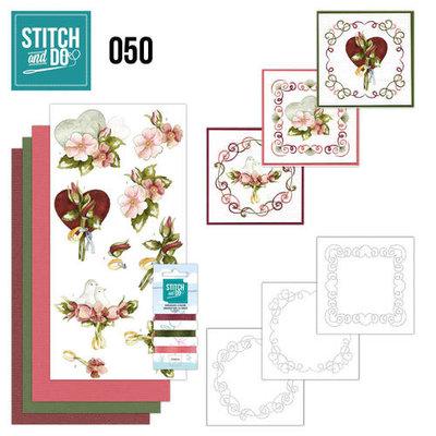 Stitch & do - 50 Huwelijk