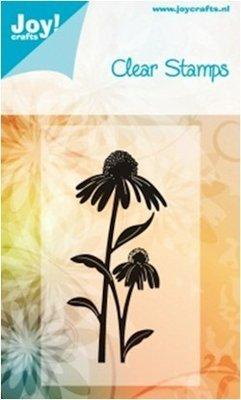 Joy, stmpel bloem