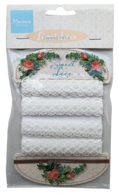 Ribbon - Sweet lace   - Marianne Design - JU0933