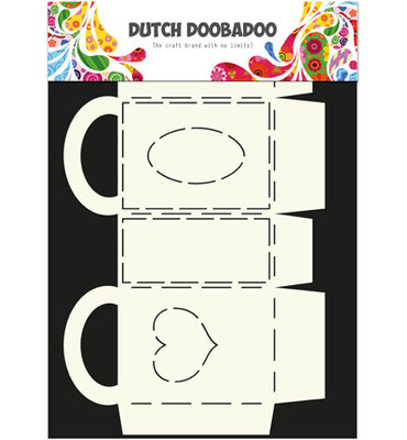 Dutch Doobadoo - Dutch Box Art - Dutch Box A4