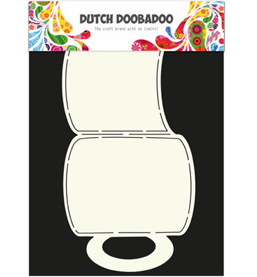 Dutch Doobadoo - Dutch Card Art -  Mug