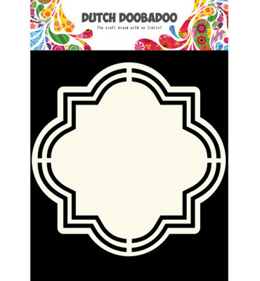 Dutch Doobadoo - Shape Art  A5 - Square 2