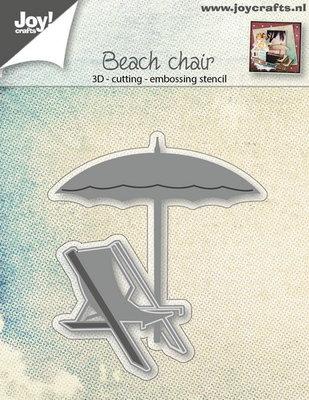 Joy! stencil strandstoel & parasol  6002/0676