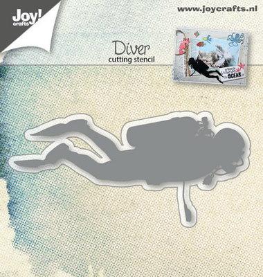 Joy! stencil duiker  6002/0767