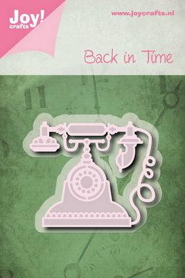 Joy! stencil back in time - telefoon 6002/0782