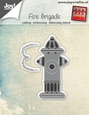 Joy! stencil waterput brandweer 6002/0789