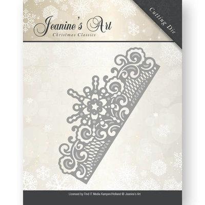 Die - Jeaninnes Art - Christmas Classics - Frozen border  JAD10008