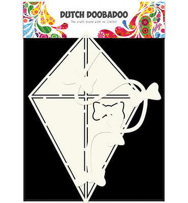 Dutch Doobadoo - Card Art - Kite