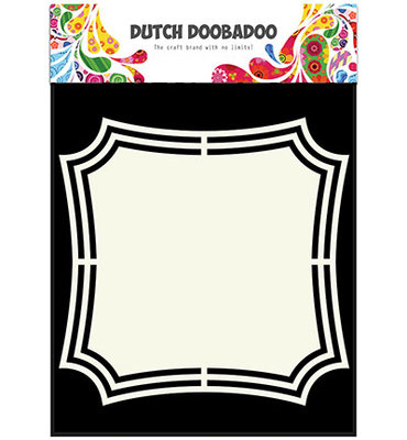 Dutch Doobadoo - Shape Art 2 A5