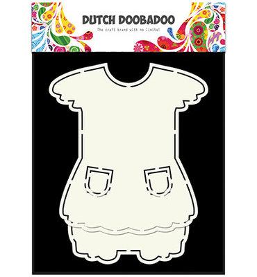Dutch Doobadoo - Card Art - Dress