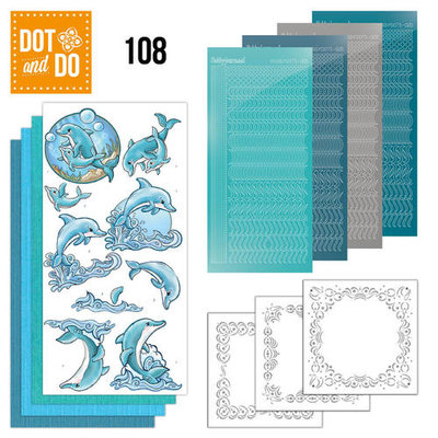 Dot & do  108  Dolphins