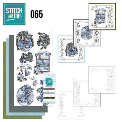 Stitch & do - 65 The feeling of christmas