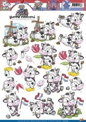 Koeien cd10190