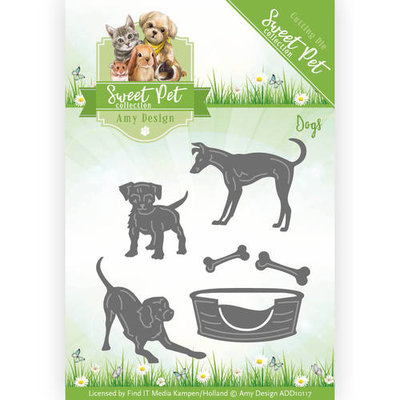 Die - Amy Design -Sweet Pet - Dogs