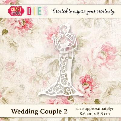CYD die Wedding Couple 2