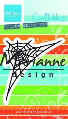 Marianne desgn - Craftables stencil spiderweb