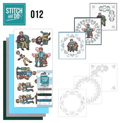 Stitch & do - 12 vaderdag