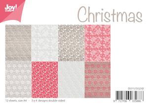 Joy Crafts - Joy! papierset kerst 6011/0509