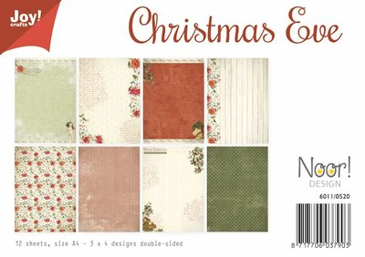 Joy Crafts - Joy! papierset Christmas Eve 6011/0520