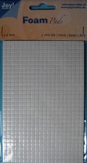 Joy Foam pads, 2 mm