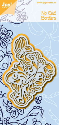 Joy! stencil no end corner 6002/0772