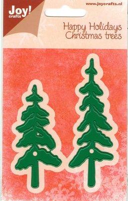 Joy! stencil Christmas tree  6002/2056