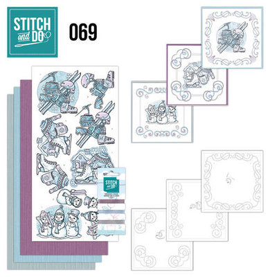 Stitch & do -  69 Winter