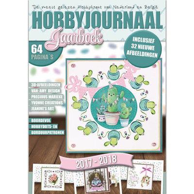 Hobbyjournaal jaarboek 2017