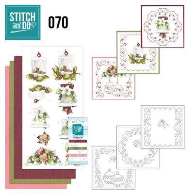 Stitch & do -  70 christmas