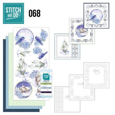 Stitch & do -  68 Winter Classics