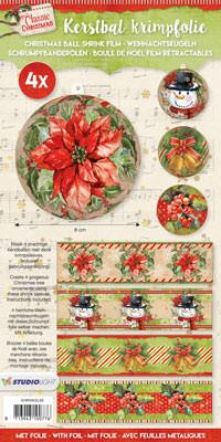 SHRINKSL09 - CLASSIC CHRISTMAS 09